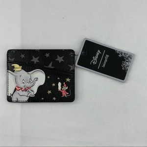Loungefly Disney Dumbo Black Star Trifold Wallet